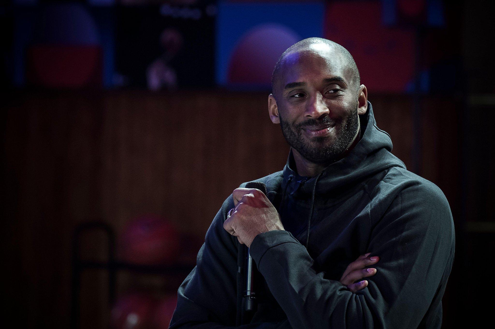 Kobe Bryant among eight finalists for Naismith Memorial Basketball Hall of Fame