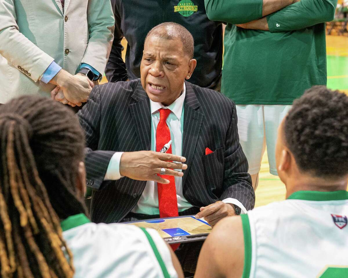 Former Albany Patroons head coach Derrick Rowland has been associated with the team since he was a player in 1982-83.
