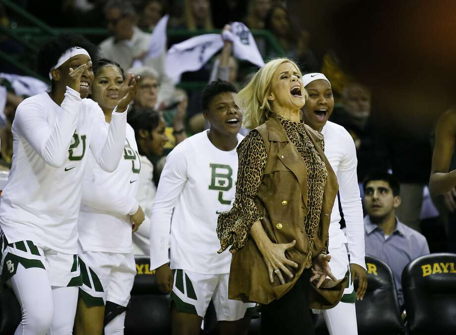 Baylor coach Kim Mulkey Baylor has long defended her program's distinctive nickname. The Lady Bears have won three national titles in the past eight seasons. Photo: Ray Carlin / Associated Press 2019