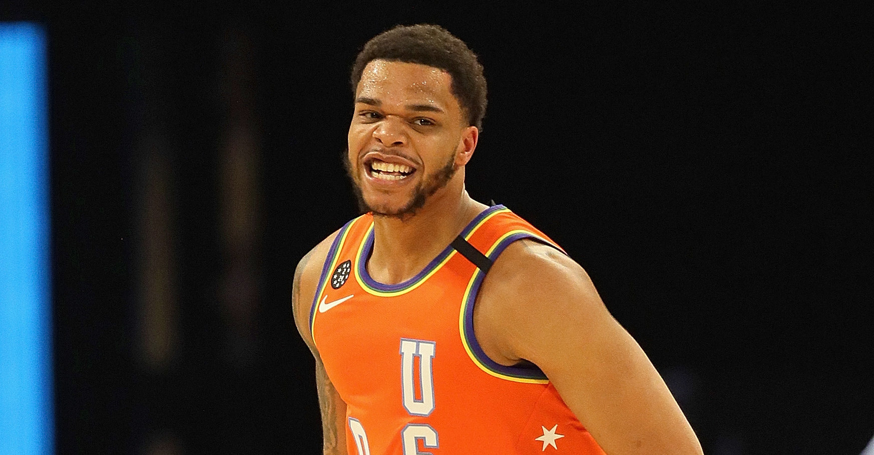 Miles Bridges leads U.S. over World in Rising Stars Challenge