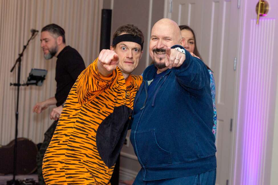 Were you Seen at Ballsfest's Late Night Pajama Party at the Adelphi Hotel in Saratoga Springs on Feb. 8, 2020?
