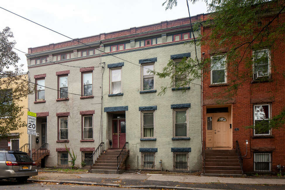 19 Bradford St., in the Washington Avenue Corridor of Albany. (Historic Albany Foundation)