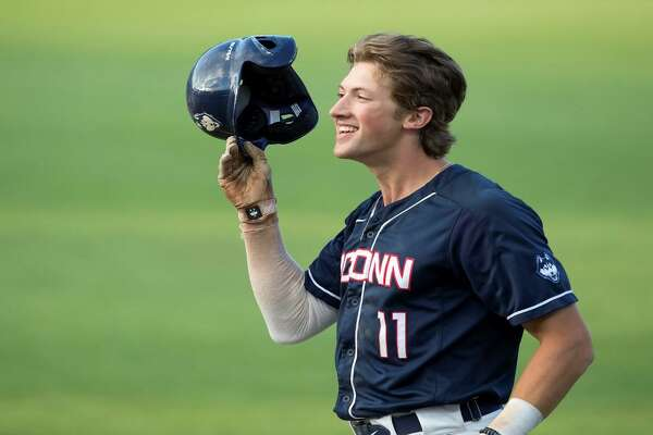 UConn's Chris Winkel will need time and more information to decide whether he'll return to the Huskies next season.