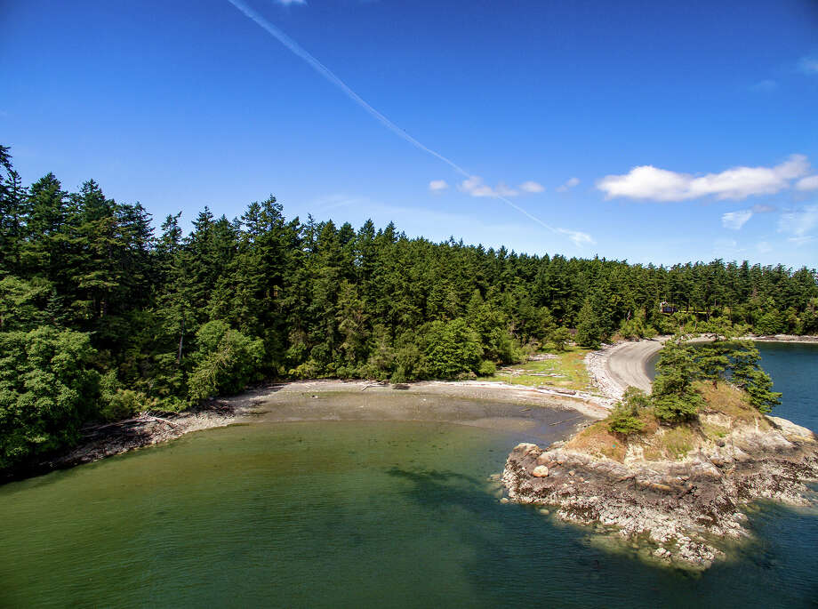 A sprawling estate on the shore of Lopez Island could be yours for $4.9M. Photo: Karlena Pickering