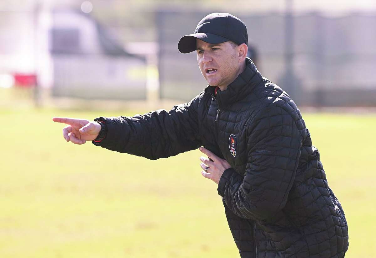 Head coach John Powell and the Laredo Heat travel to open the 2021 NPSL season with a 7:30 p.m. game Saturday against the Temple Coyotes FC.