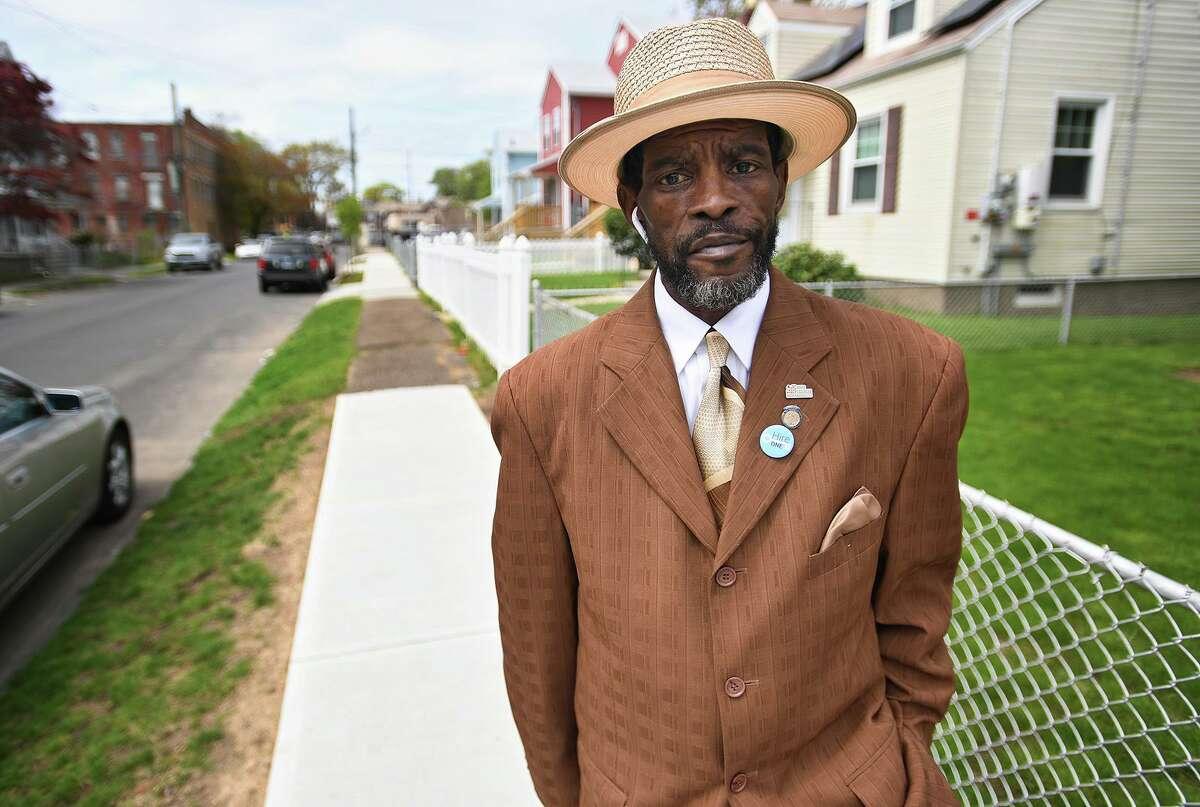 Bridgeport City Councilman Ernest Newton