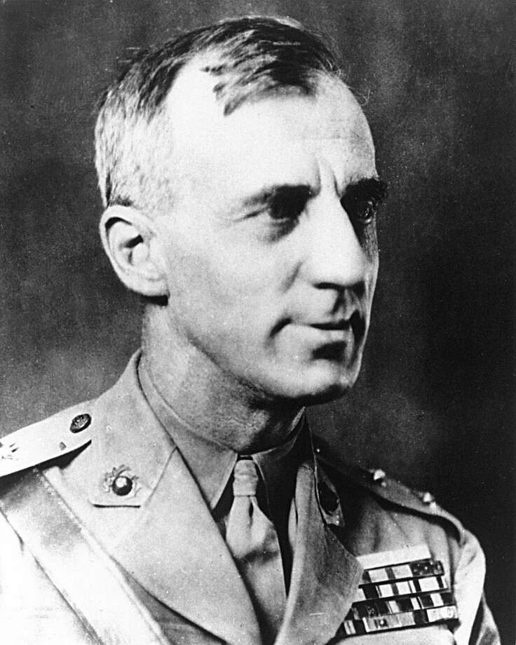 Smedley Butler was considered a hero by the American people before WWII. (Courtesy photo)