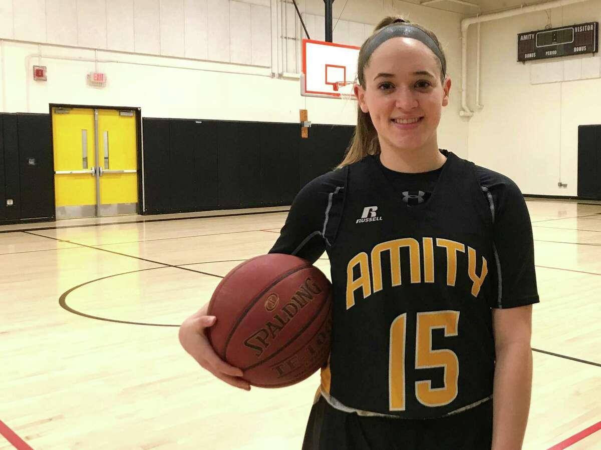 Jillian Martin of Amity