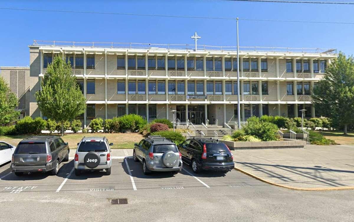 Kennedy Catholic High School in Burien, Washington