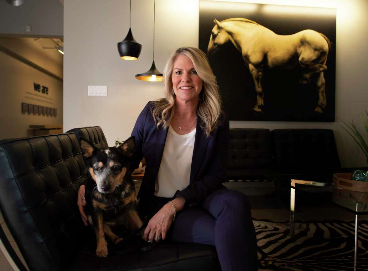 Katie G. Harvey, CEO of KGBTexas, is the founder of the marketing and communications agency.
