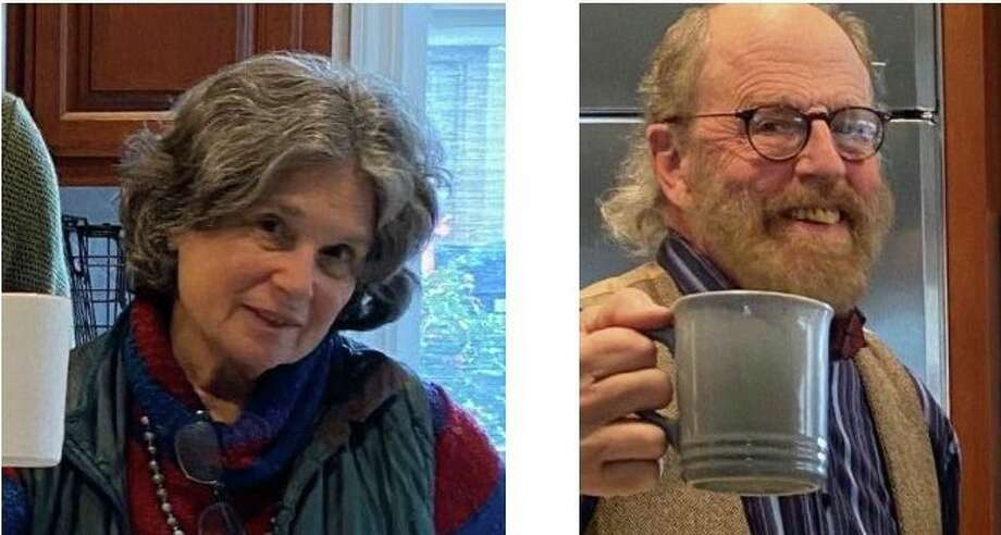 Carol Kiparsky, 77, and her husband Ian Irwin, 72, were last seen Friday at a rental house on Via de La Vista in Inverness/Sea Haven. Photo: Marin County Sheriff
