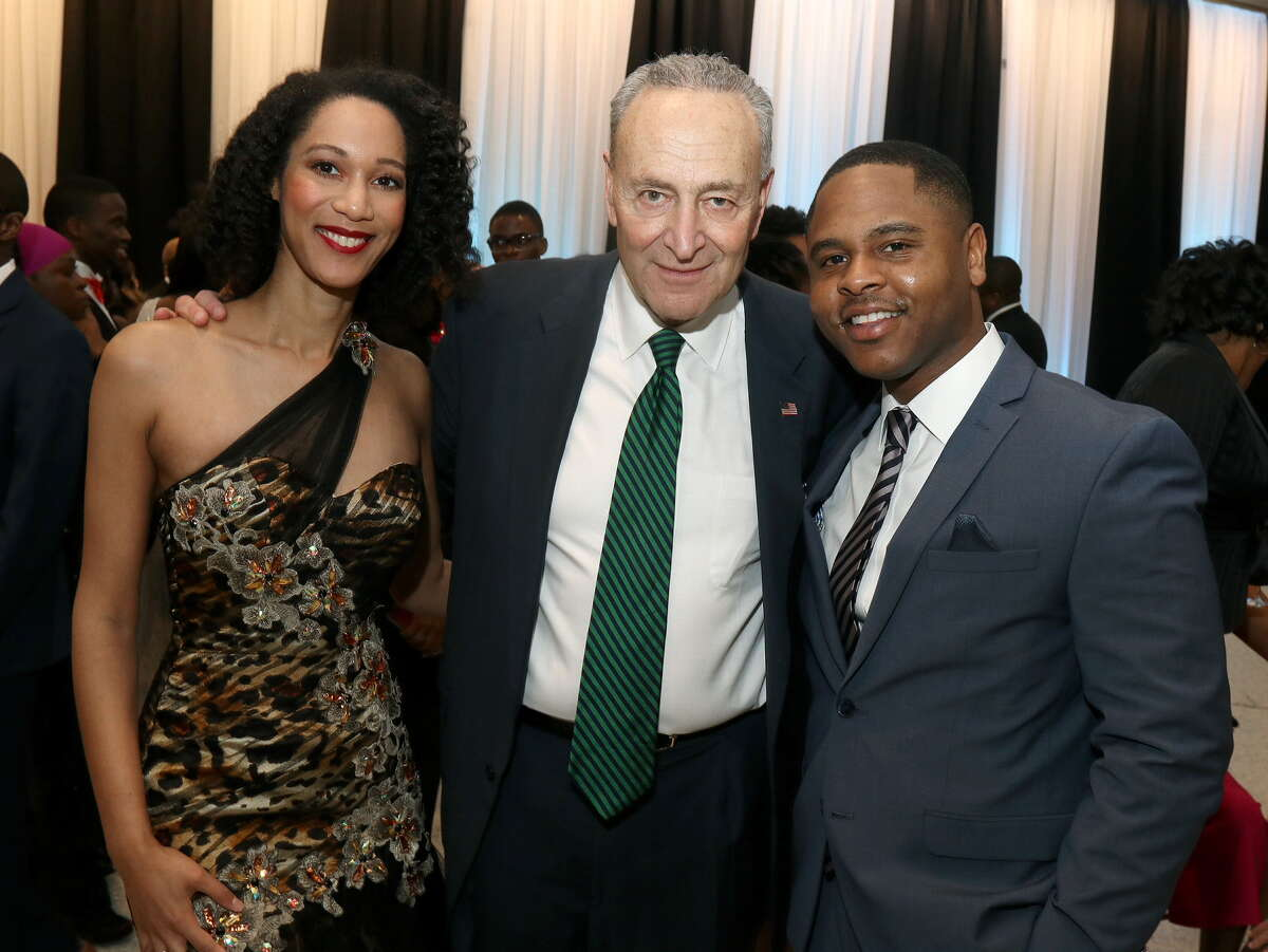 Were you SEEN at NYS Black & Puerto Rican Caucus gala reception at the Empire State Plaza Convention Center on Sunday, Feb. 17, 2020?