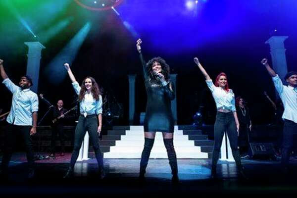 Tuesday, Feb. 18: Midland Center for the Arts presents Greatest Love of All, the critically acclaimed stage show bringing to life Whitney Houston's musical legacy. (Photo provided/Midland Center for the Arts)