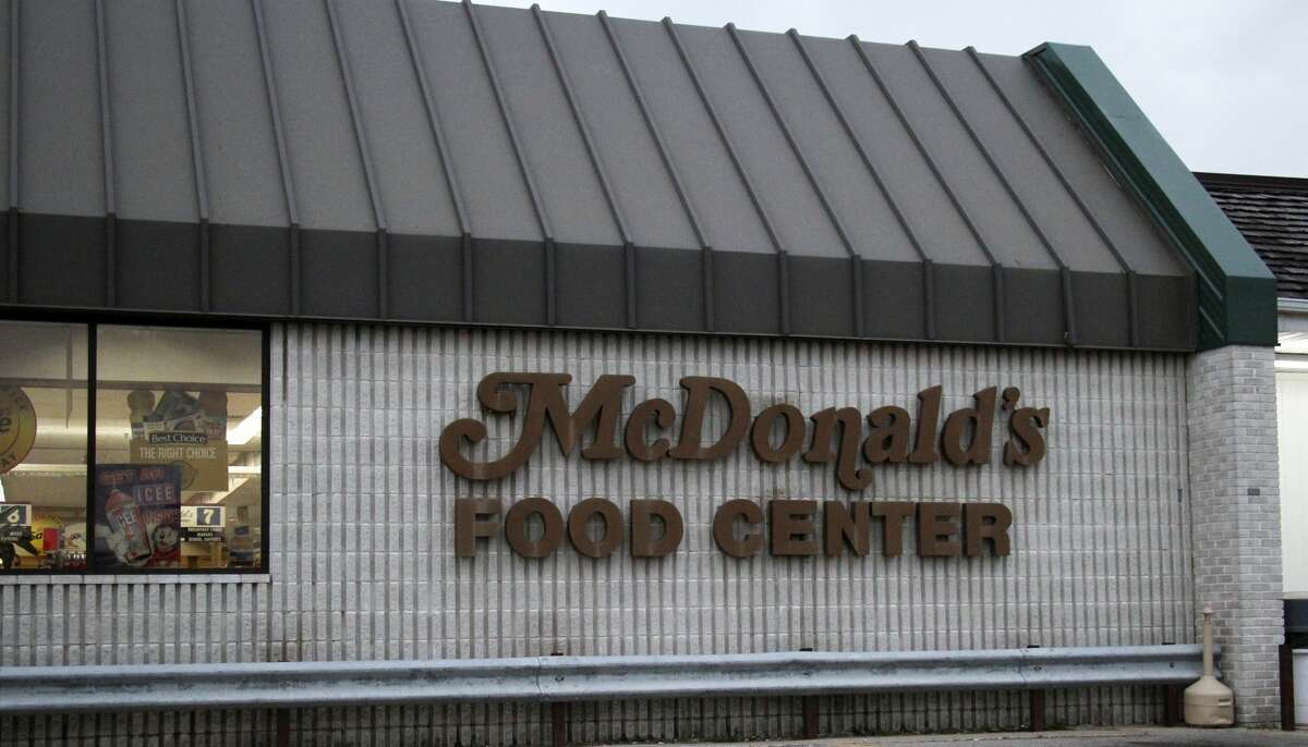 McDonald's Food and Family Center announced it would be closing at the end of March. (Tribune File Photo)