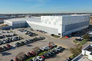 Accredo Packaging's recently expanded headquarters at 12682 Cardinal Meadow Drive in Sugar Land contains 550,000 square feet of manufacturing and warehouse space.
