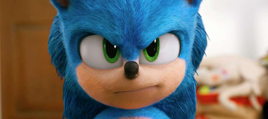 """Sonic the Hedgehog"" had the best opening weekend ever for a video game adaptation. Photo: Associated Press / © 2019 Paramount Pictures and Sega of America, Inc. All Rights Reserved."