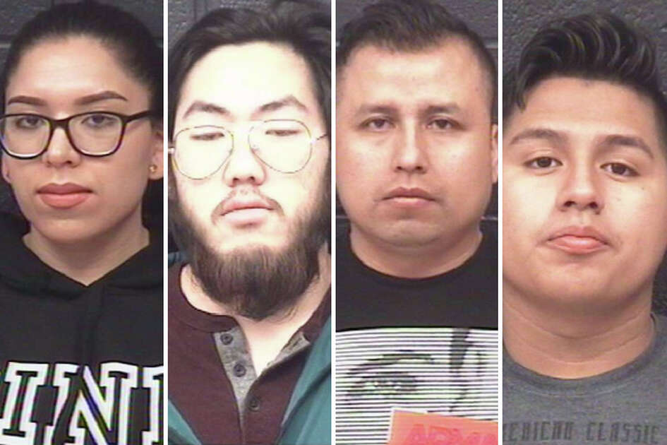 Seven people have been arrested in connection with simultaneous raids at local maquinitas and one home, authorities said.