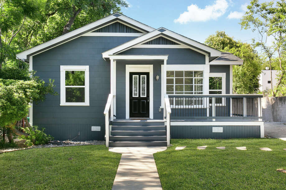 Old Becomes New In Denver Heights Area San Antonio Express News