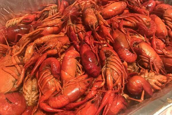 La Cajun CrawfishPrice: $6.99/lb 13588 State Highway 249281-847-9314 Photo by: Tanisha K/Yelp