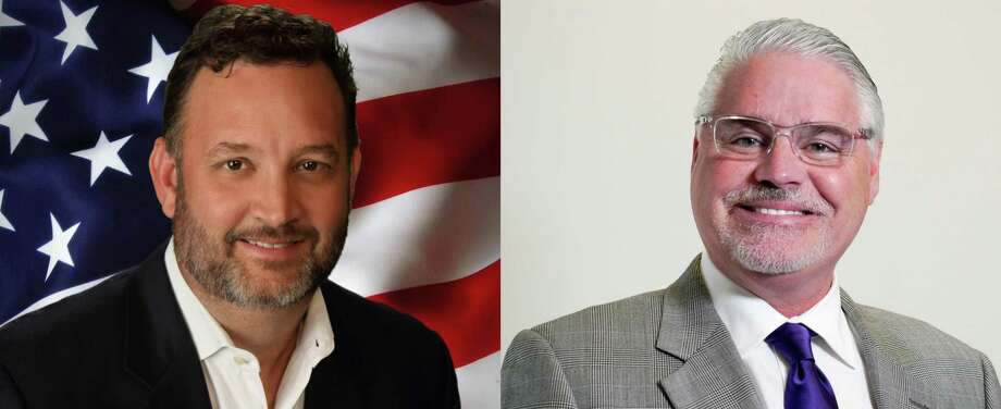 Dwight Ford, left, is challenging incumbent Dan Huberty in the race for state House District 127. Photo: Courtesy