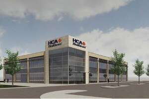 HCA Houston Healthcare unveiled plans for the HCA Healthcare Center for Clinical Advancement in Pearland Town Center.