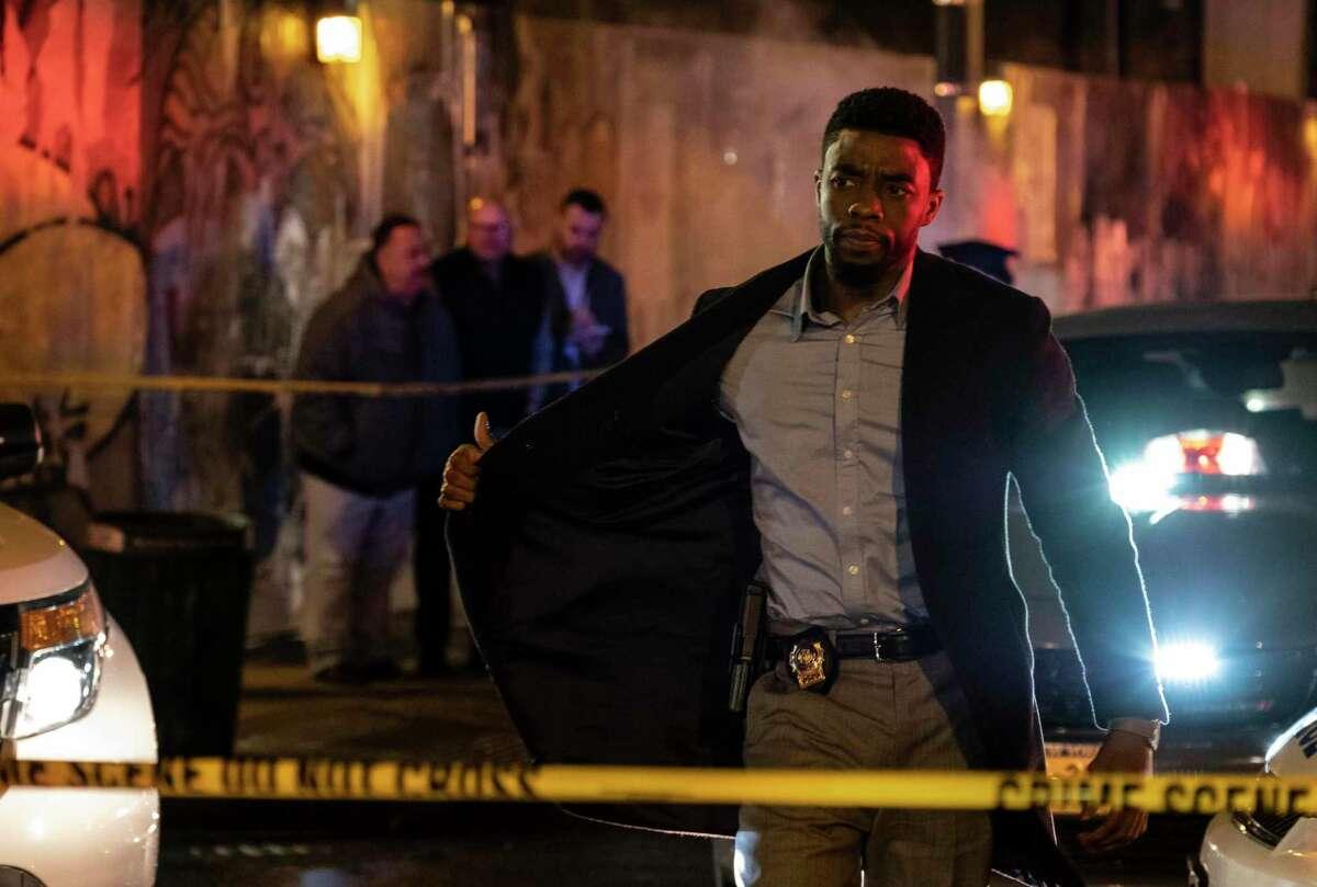 Chadwick Boseman is on the case in