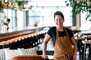 "James Beard Award-winning chef Sephanie Izard of Chicago will join fellow Beard winner chef Chris Shepherd for a dinner called ""A Boy, A Girl, and a Goat"" on March 28 at the Revaire. The dinner, which will be followed by a Caribbean-themed afterparty is part of the 2nd annual Southern Smoke Spring."