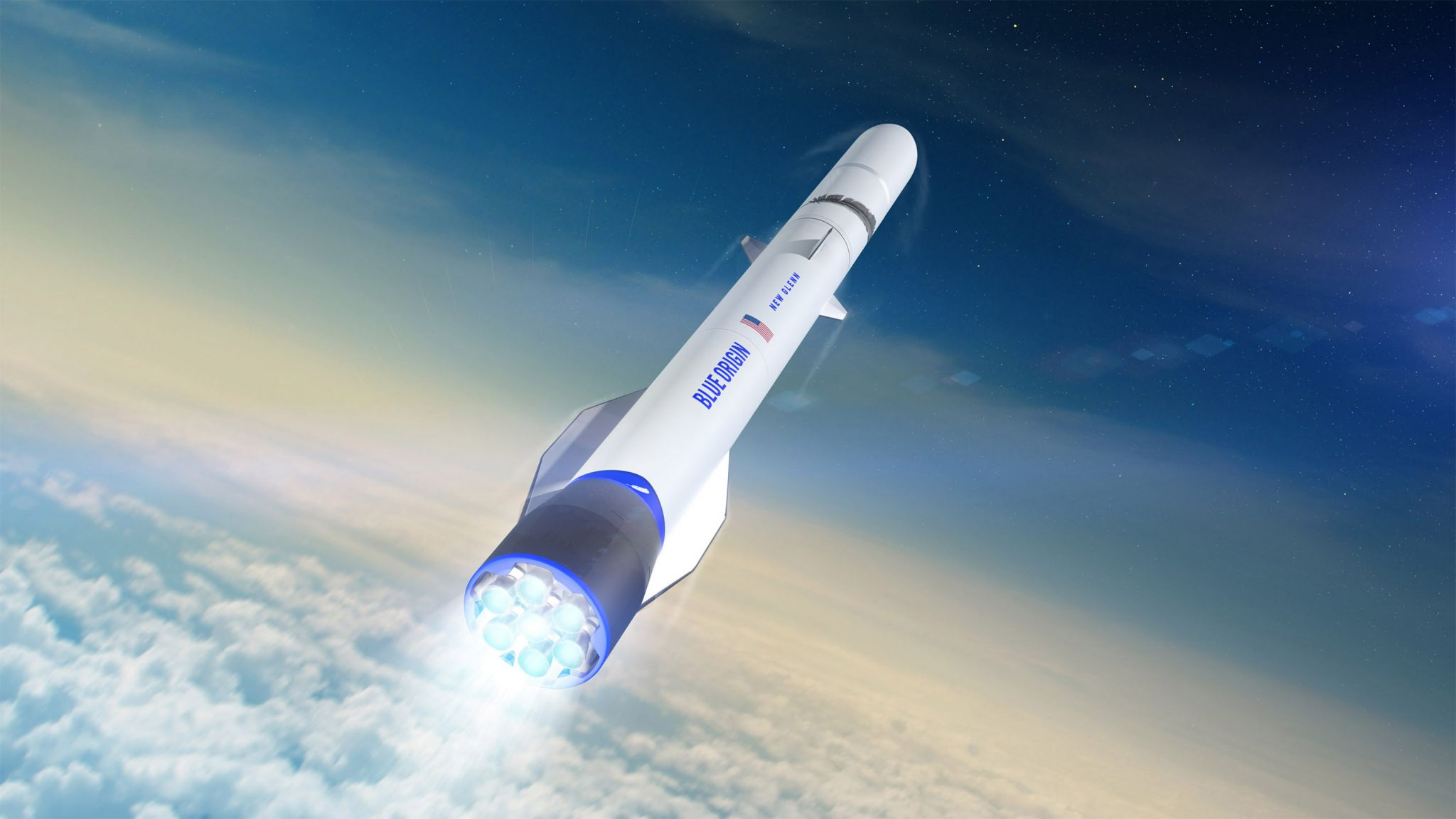 Blue Origin opens rocket engine facility that might have called Houston home
