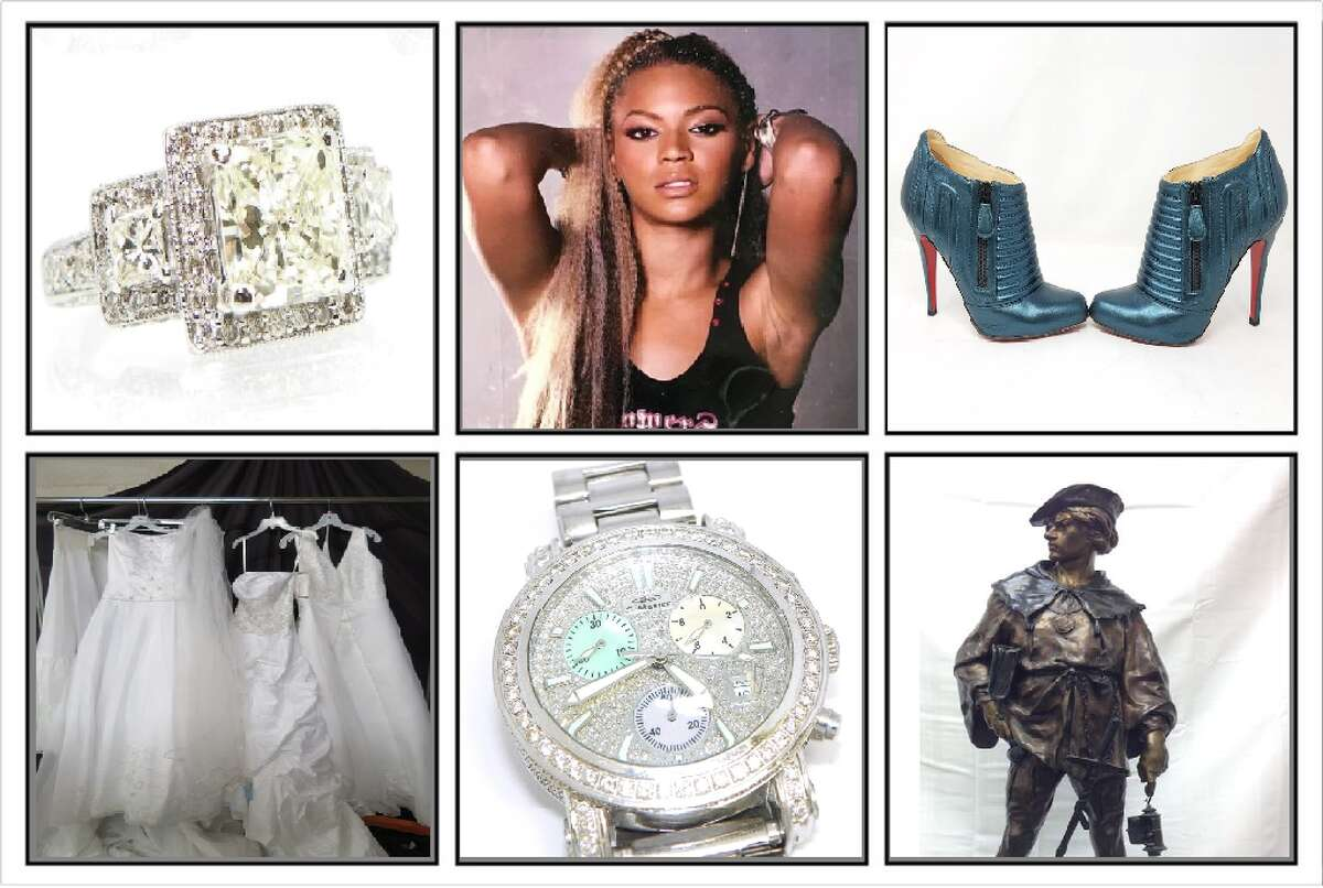 Bargain hunters can find buried treasured at shopgoodwill.com. From a Diamond ring appraised at $31,000 priced at $7,455 to a grab lot of wedding dresses for $50. >>> Click to see some of the great bargains and weird items we found. Prices as of Feb. 17, 2020