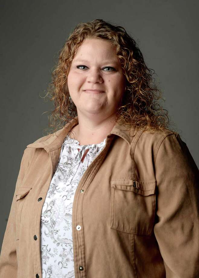 Amanda Young is a candidate for Hardin County Commissioner Precinct 3. Photo taken Monday, February 3, 2020 Kim Brent/The Enterprise Photo: Kim Brent / The Enterprise / BEN