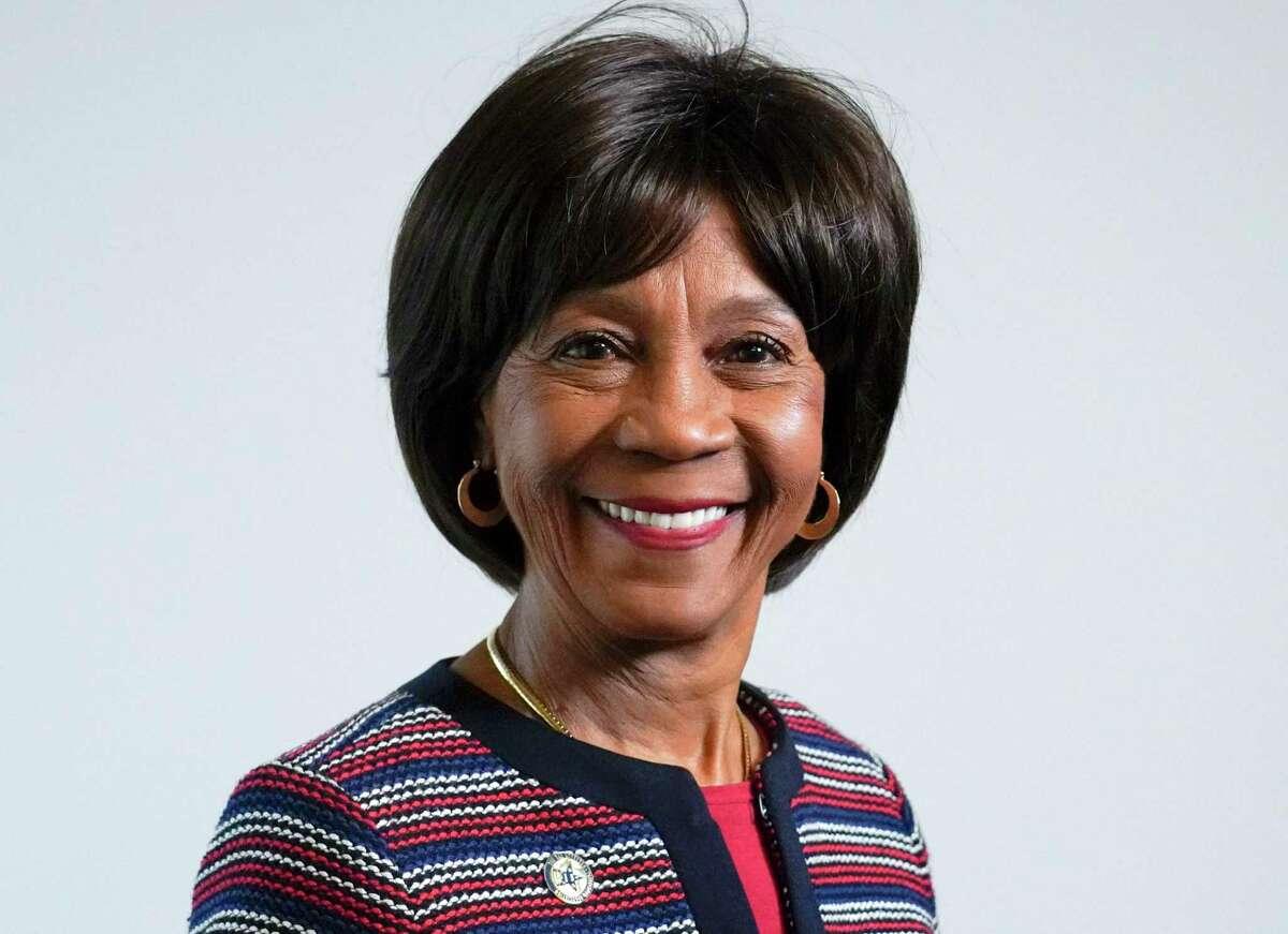 Democrat Ann Harris Bennett was elected County Tax Assessor-Collector in 2016.