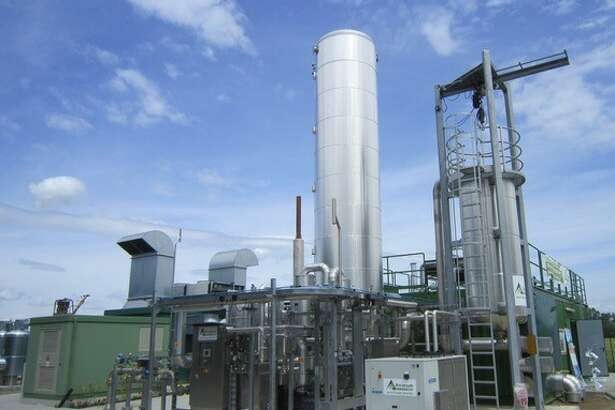 London-based Carbon Clean Solutions Limited owns and operates this carbon capture plant in Canada. The company received $16 million from WAVE Equity Partners, Chevron Technology Ventures and Marubeni Corporation.