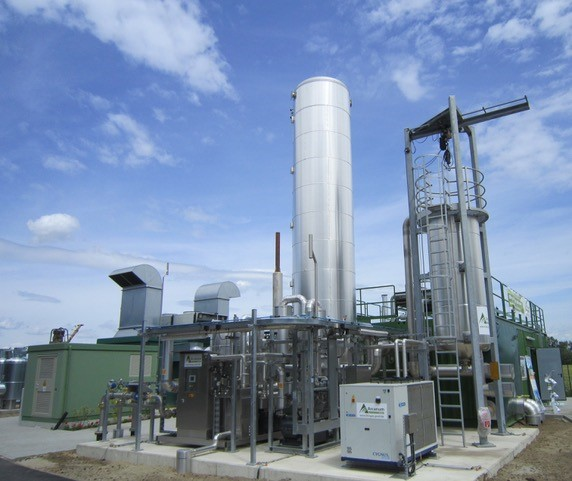 Chevron invests in carbon capture technology