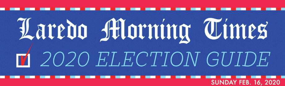 Learn about the local candidates competing in the March 2020 Primary Election before you go to the polls with our 2020 election guide. Photo: Laredo Morning Times