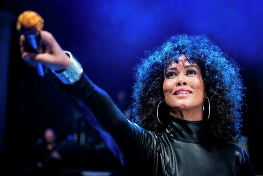 "Tuesday, Feb. 18: Midland Center for the Arts presents Greatest Love of All, the critically acclaimed stage show bringing to life Whitney Houston's musical legacy, described as ""mind-blowingly spot on"" with the breathtaking vocals of Belinda Davis. (Photo provided/Midland Center for the Arts) / DNA Photographers"