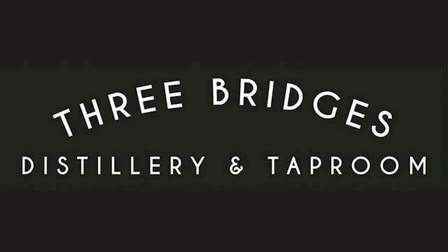 Three Bridges Distillery and Taproom is slated to be a winery, brewery and distillery, located at 240 E. Main St. in downtown Midland. It is owned by John Levy, Candy Newcomb and Kevin Thurow. (Logo provided)