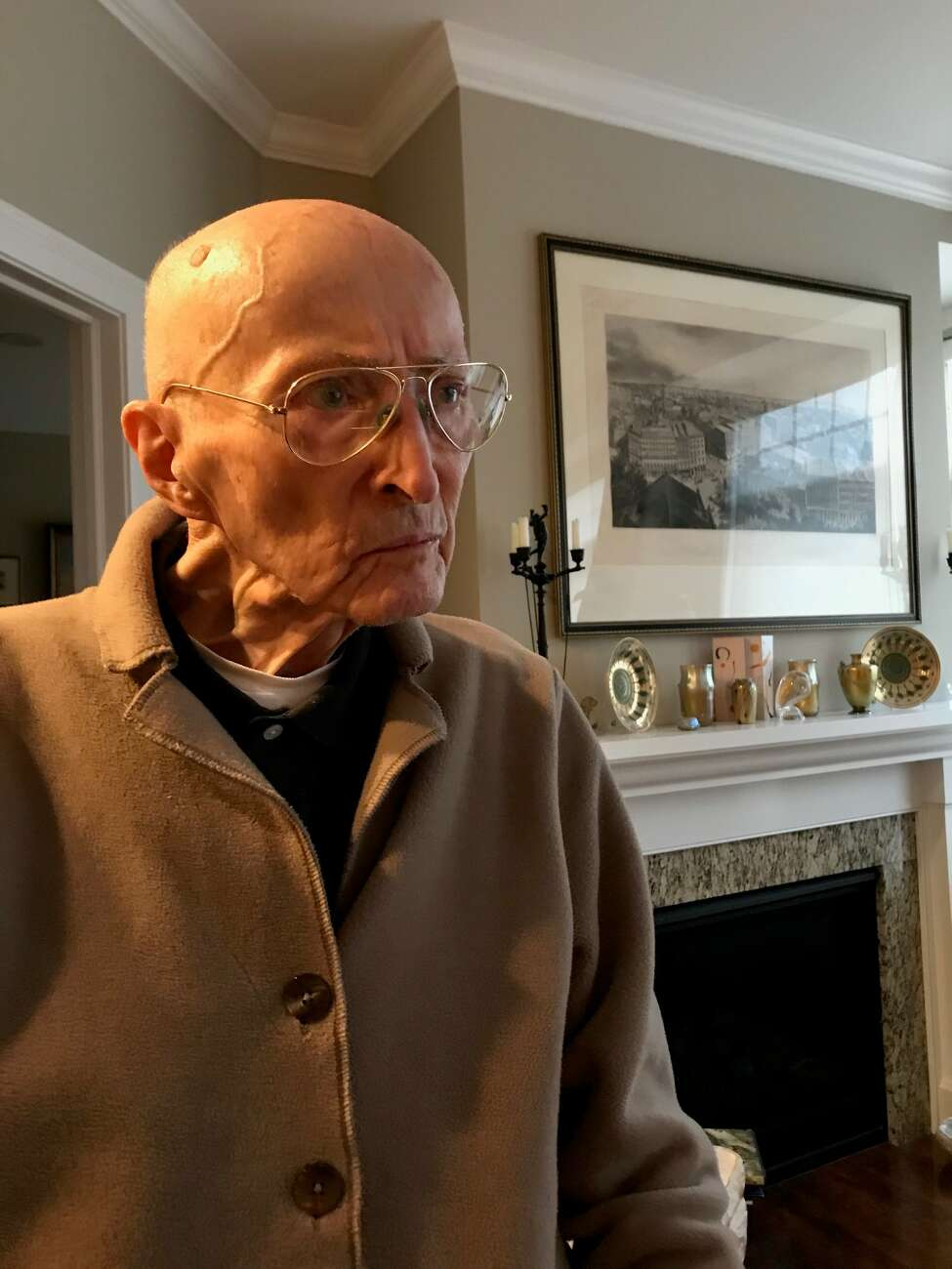 Norman Rice, 93 years old and in failing health, and he is going through his papers and large collection of paintings, books and art objects, most of which he intends to donate to the Albany Institute of History & Art, where he was first hired as curator in 1953.