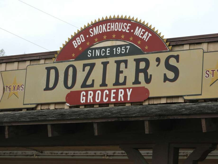 Dozier's in Fulshear, a beloved market, meat store and barbecue restaurant operating since 1957, has hired pitmaster Jim Buchanan to oversee operations. Photo: Yelp Houston