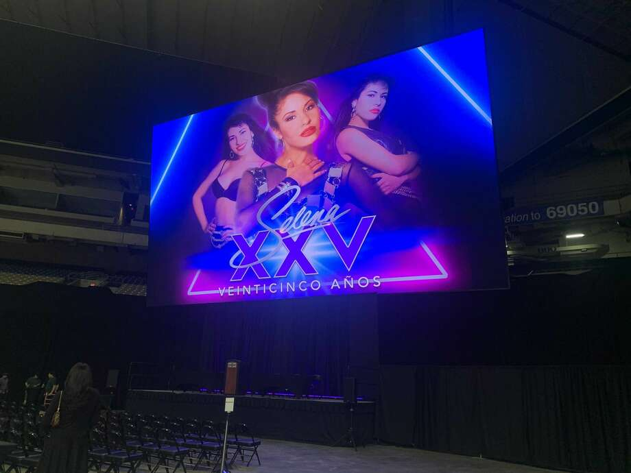 Selena's family and the city of San Antonio are teaming up to bring fans a new way to celebrate her legacy next month. On Tuesday, plans for a new event to celebrate to Tejano Music icon was were announced at the Alamodome. This year marks the 25th anniversary of Selena's death. Photo: Madalyn Mendoza