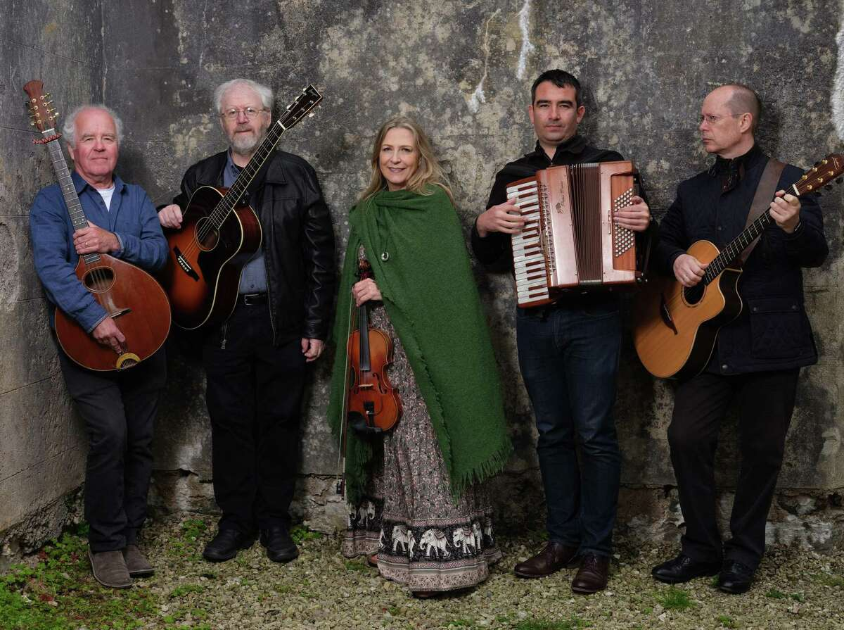 Altan will perform at the Ridgefield Playhouse on Feb. 26.