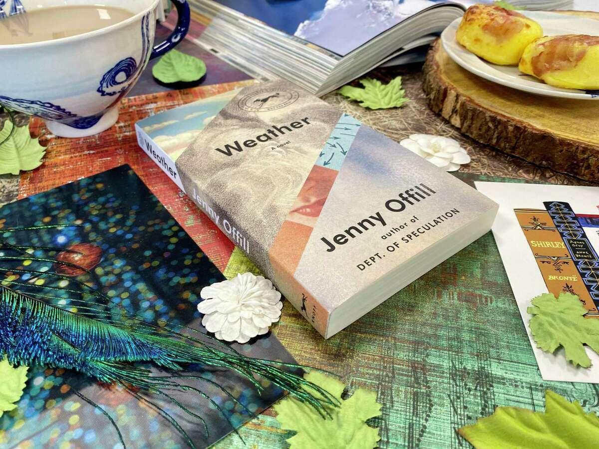 Jenny Offill published her sophomore novel