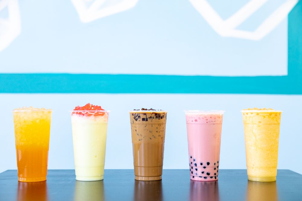 These are the 20 best bubble tea spots in Houston, according to Yelp