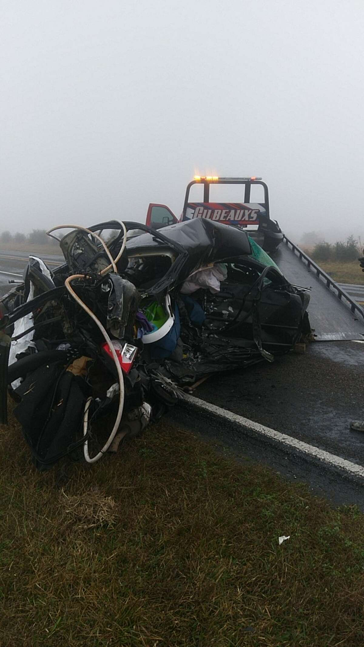 An 18-year-old from Woodville died Tuesday, Feb. 18, 2020 in an Orange County wreck. Photo provided by Eric Williams