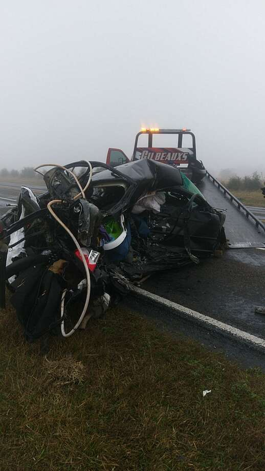 An 18-year-old from Woodville died Tuesday, Feb. 18, 2020 in an Orange County wreck. Photo provided by Eric Williams Photo: Provided By Eric Williams