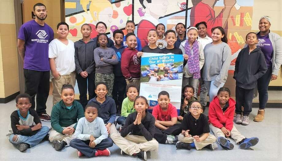 The CarMax Foundation has donated $10,000 toward the Boys and Girls Club of New Haven Great Futures After School Program, according to the club. Photo: Contributed Photo
