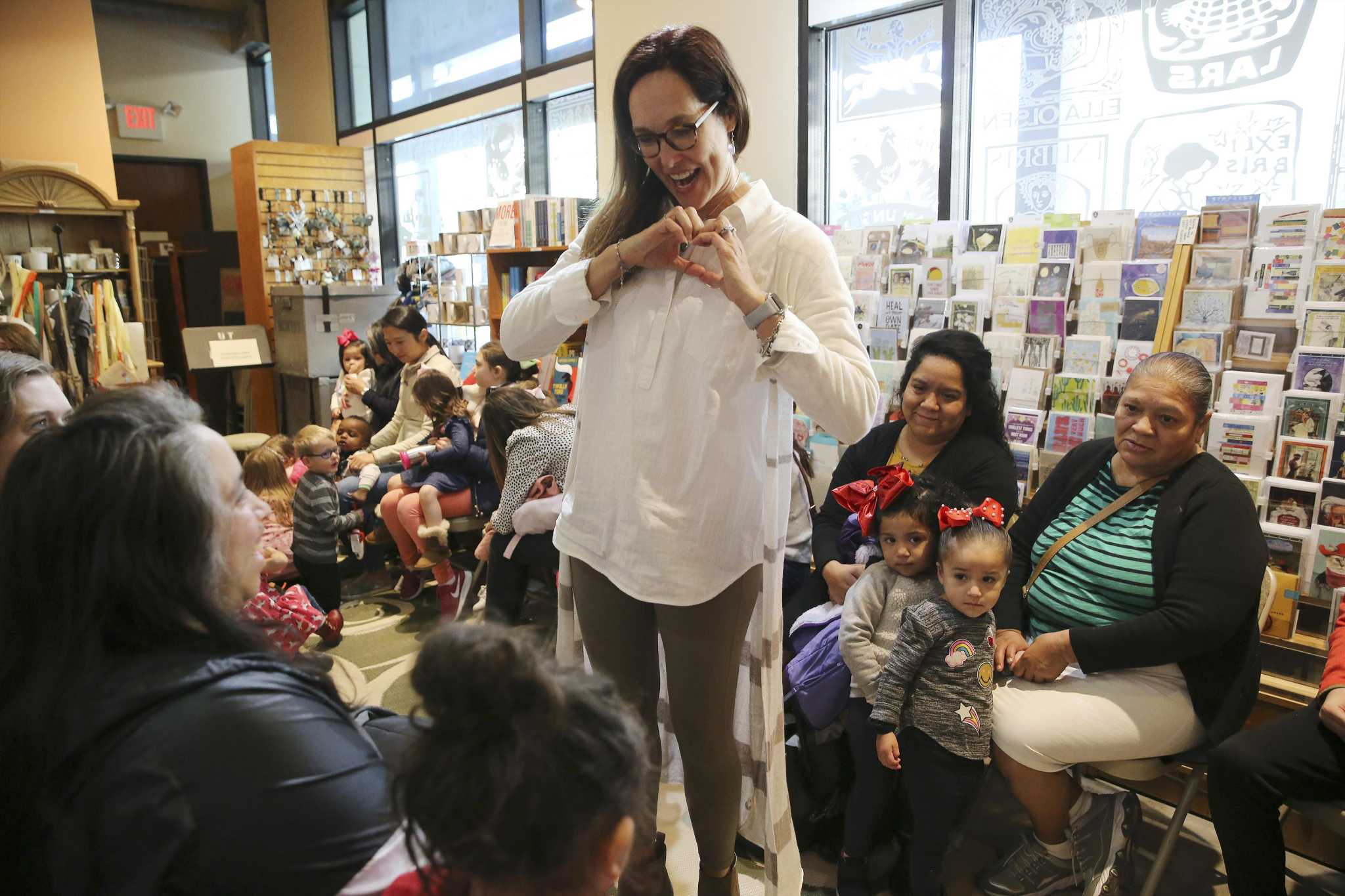 She's San Antonio's best children's storyteller, and she's celebrating two decades at The Twig.