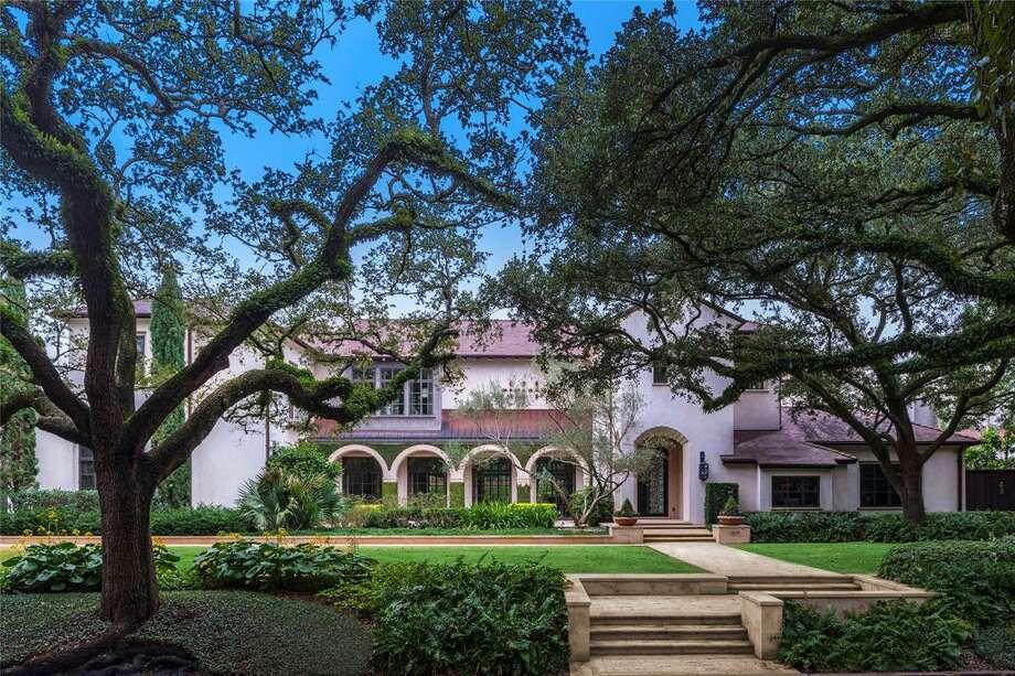 Broadacres Historic District: 1314 South Boulevard List price: $18 million Square feet: 16,454 Photo: Houston Association Of Realtors