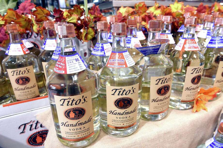 Tito's vodka is the poster child for opportunties and rising demand for Texas distilleries. Beginning in Austin in 1995, Tito's almost single-handedly charted the then-nascent craft spirits industry. Photo: /