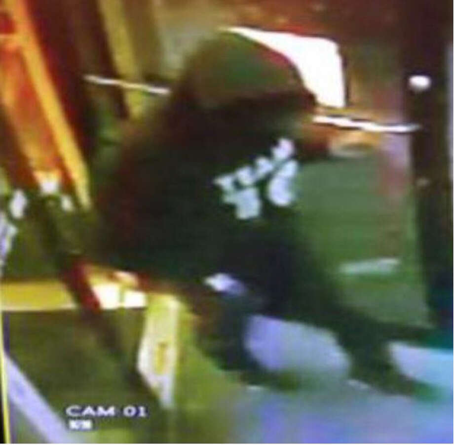 Laredo police said they need to identify this man in connection with a robbery that took place at a local restaurant in the 400 block of East Stewart Street. Photo: Courtesy