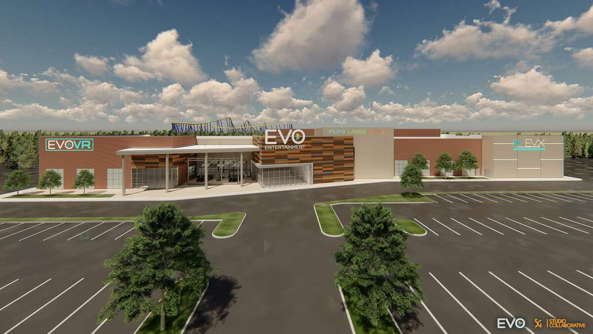 EVO Entertainment Group will start work next month on a 80,000-square-foot facility at Highway 151 and Military Drive, the company said in an announcement Tuesday.